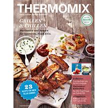 Zeitschrift Rezepte das thermomix magazin ist da thermomix rezeptwelt