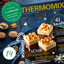14. Türchen - Thermomix ® Adventskalender