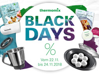 Black Days bei Thermomix