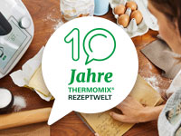 Happy Birthday Rezeptwelt!