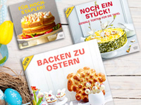 """Backen zu Ostern"" Kollektion auf Cookidoo"